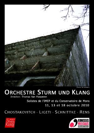 Octobre 2010 - Solistes de Mons et IMEP