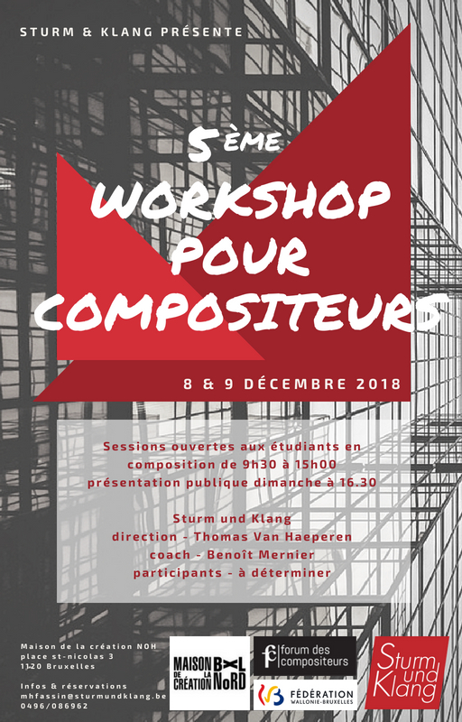 5eme workshoppour compositeurs