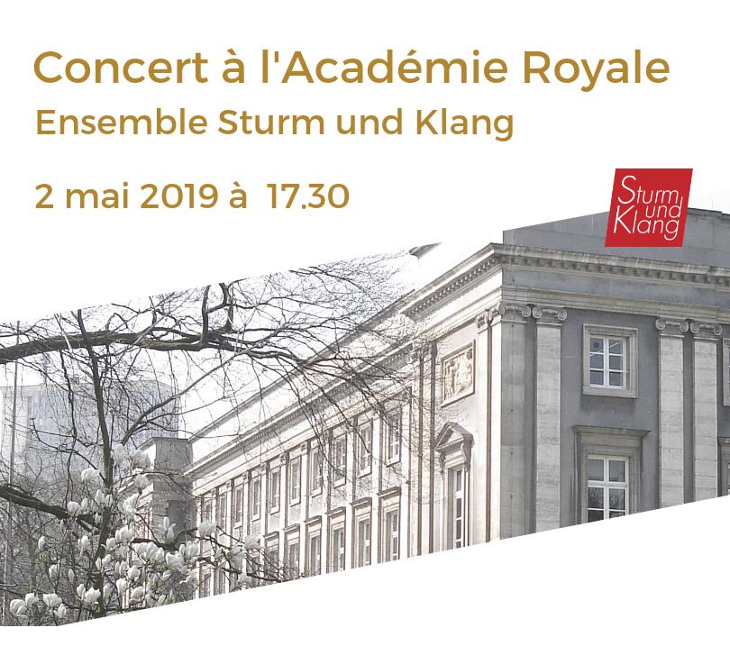 Concert academie royale 2