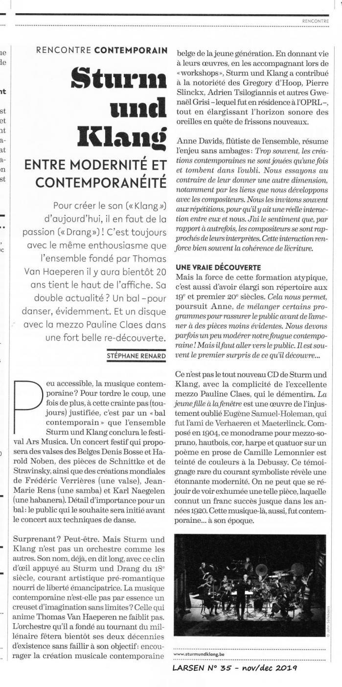 Larsen article 2019