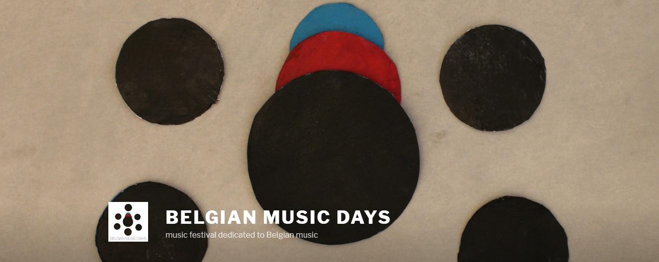 Pic belgian music days
