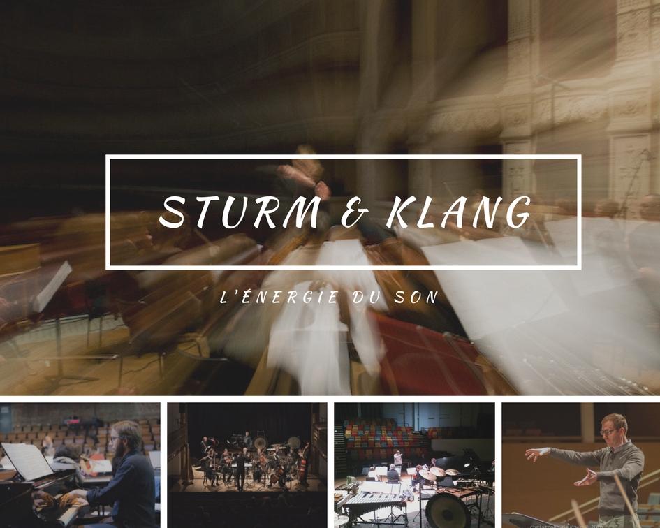 Sturm klang